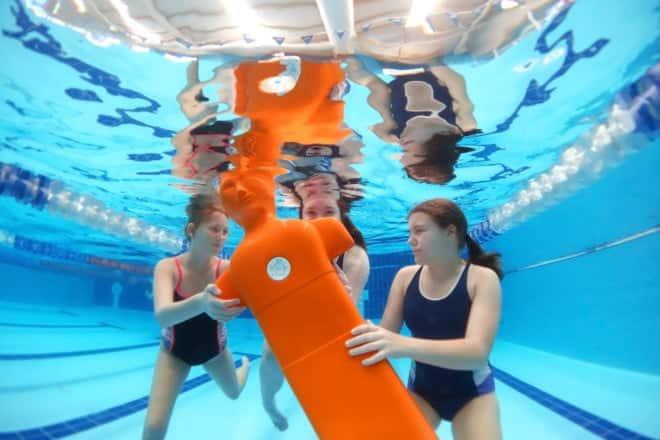 Junior Lifeguard Club